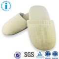 Comfortable Cotton Foot EVA Spa Massage Slipper