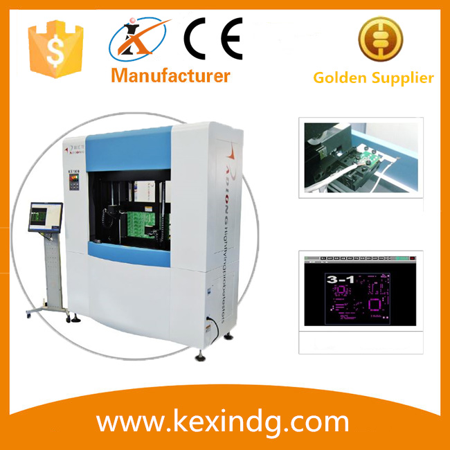 High Speed Ball Fly Probe Tester PCB Flying Probe Testing Machine Printed Circuit Board FPT