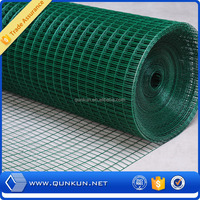 hot sale 2015 products on market 1x1 pvc coated welded wire mesh from Anping
