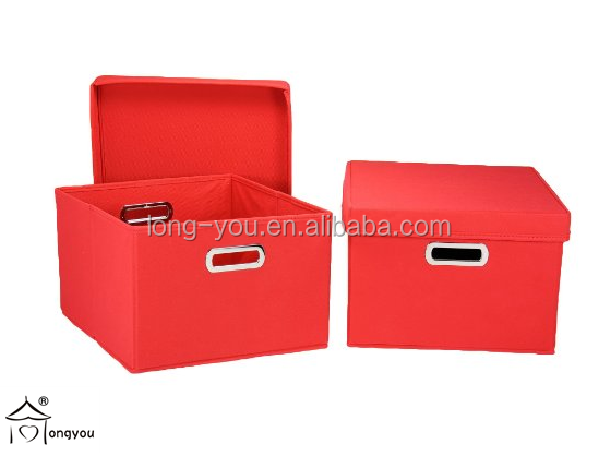 decorative playing card doll storage boxes
