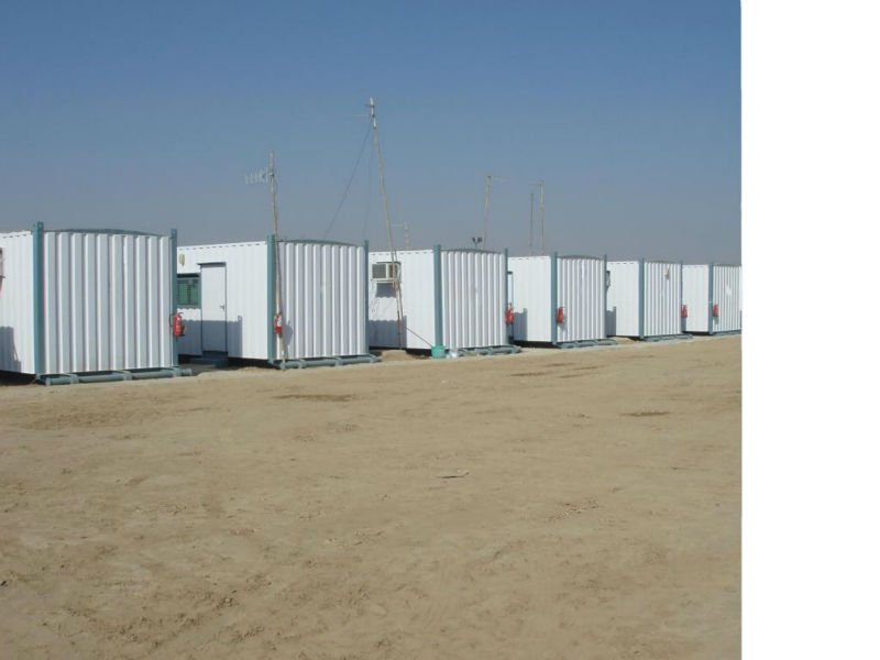 MOBILE / SKID MOUNTED LIVING CARVAN,OFFICE