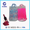 Foldable Portable Plastic Wine Bag Bottle Cooler for Picnic or Camping