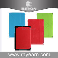 Modern hot sale bamboo pc cover case for ipad