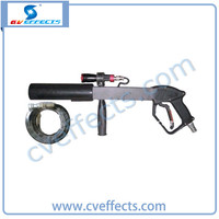 Hot Selling !!! JY-A Special stage effect handhold co2 gun night club co2 gun / manufactured in the factory