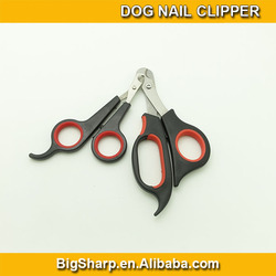 Wholesale High Quality Stainless Steel Sharp Black Pet Grooming Scissors