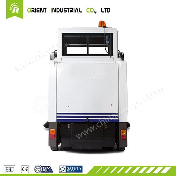 E800LD ride on road cleaner cleaning electric vehicle electric cleaning street tricycle street vacuum runway electric sweeper