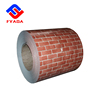 Cheap Price Brick Grain Color Coated