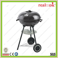 Buy Four feet portable charcoal apple BBQ grill with two wheels ...