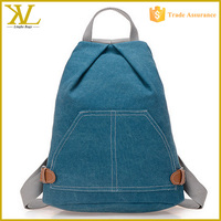 Wholesale Leisure Student Ladies Canvas Small Backpack,Girls Backpack Bag
