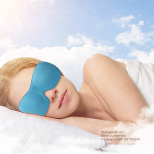 Travel 3D Eye Mask Sleep Soft Padded Shade Cover Rest Relax Sleeping