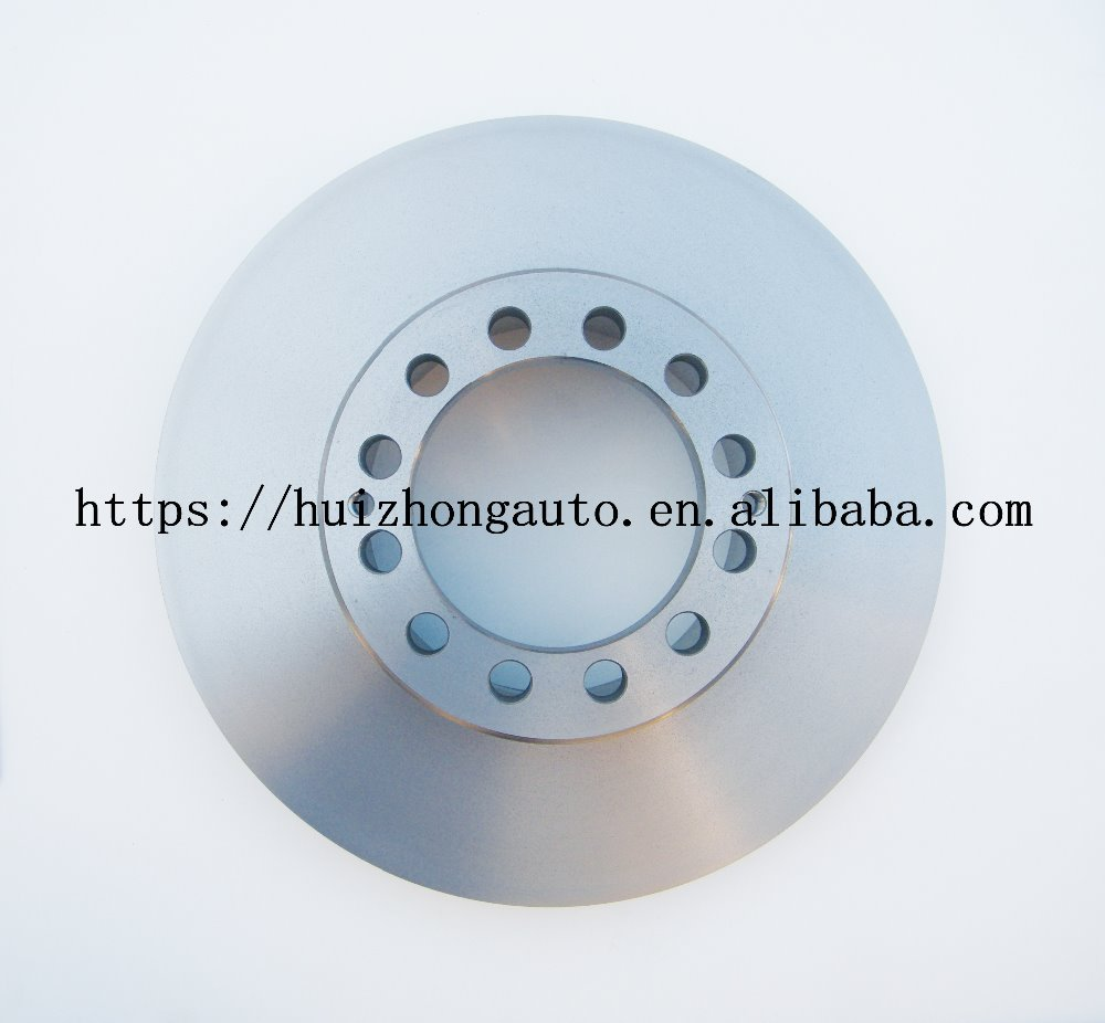 China professional brake system truck brake disc rotor factory for ANKAI ZAIME