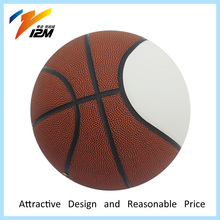 Customized Match Basketball Standard Size Rubber Basket Ball