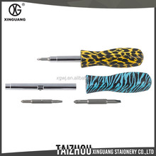 HTop Sell Factory Price printed floral gift screwdriver