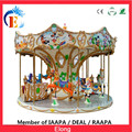 Elong amusement park rides antique small carousel merry go round for sale