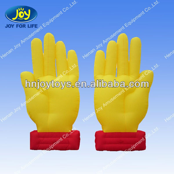 Advertising PVC Inflatable Hands for Sale