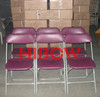 D001 rental stacking folding chair