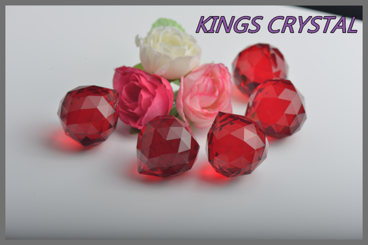 China Manufacturer crystal ball ,K9 material crystal glass ball , Fengshui ball
