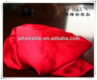 chiffon fabric / 100% polyester chiffon fabric with Dyeing color garment fabric