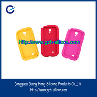 Customized high quality silicone fancy mobile phone covers