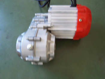 small power and low RPM brushless electric tricycle motor
