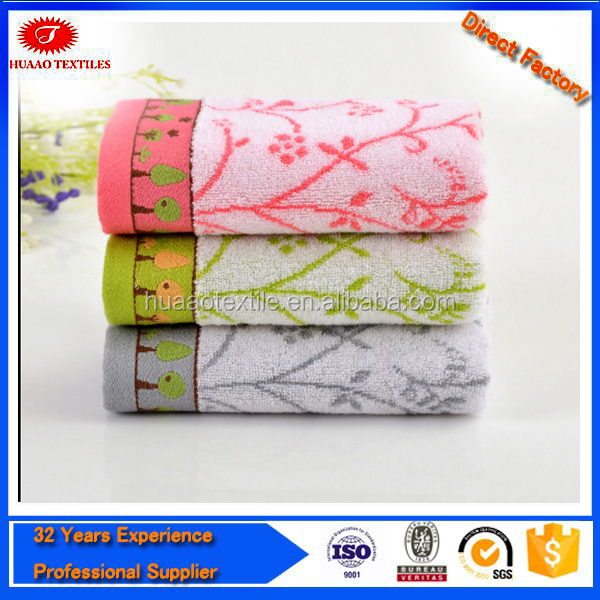 New Soft 100% Cotton Light Color Untwisted Towels Washcloths