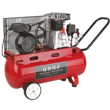 50L cheap durable belt driven pcp air compressor with verticle head for sale