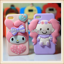 lovely elephant silicone case