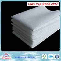 hotel wet serviettes airlaid paper napkin paper roll
