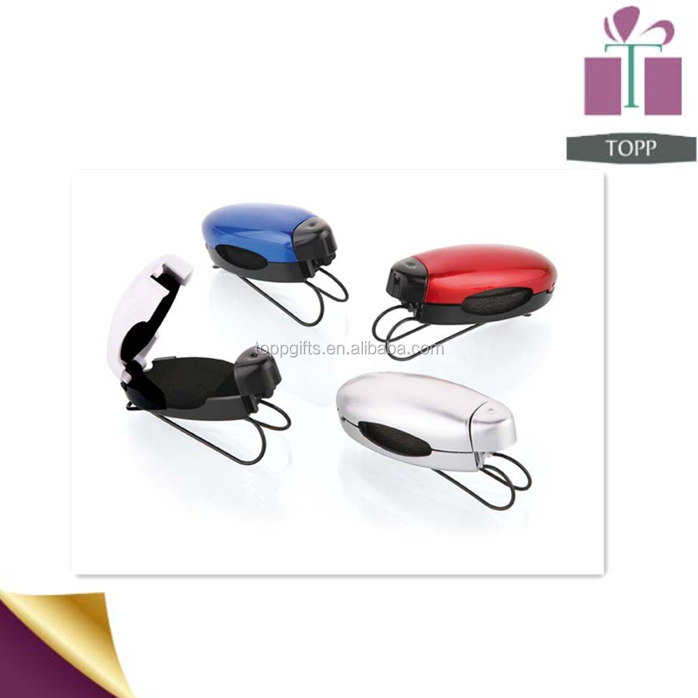 plastic sunglass visor clip for car