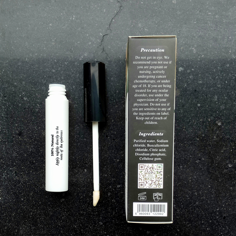 2019 Original FEG 3ml eyelash treatment enhancer eyelash growth serum original feg lash growth China make up providers