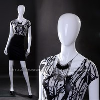 hot sale fashion manikins human model abstract female mannequin