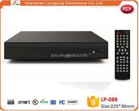 China region free home DVD audio player with multi OSD menu