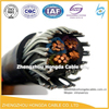 1.1Kv 4 Core 4mm Pvc Insulation Inner Sheath Armoured Pvc Outer Sheath Power Cables for Underground
