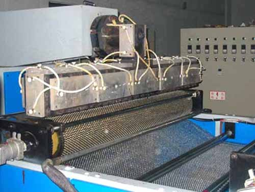 PE Air-bouble Sheet Machine