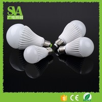 led bulb manufacturing plant, saving e27 7w led lighting bulb