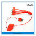 China supplier 2015 wholesale promotion 8 pin usb sync data/charging cable for iphone 5