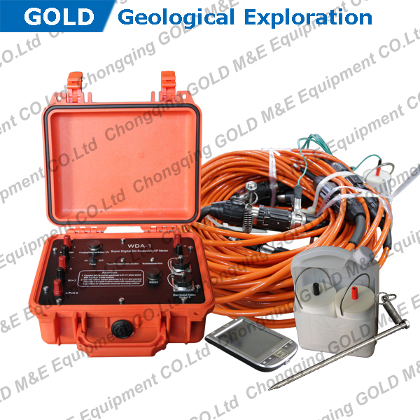 Geophysical 2D Resistivity And IP Imaging Multi-electrode Survey System