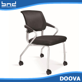 China manufacturer comfortable office chair with fixed base