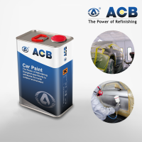ACB low water content liquid state epoxy primer car paint thinner solvent