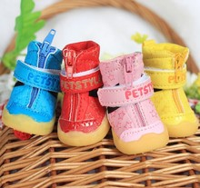 Pet Fashion Winter Shoes Dog Shoes Dog Boots Wholesale Dog Products Pet Accessories Hot New Products For 2015