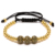 2016 fashion Anil Arjandas Men Bracelets macrame beads Bracelet jewelry