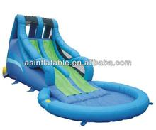 Durable ce large inflatable water slides wholesale