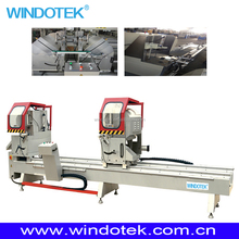 Double-head Precision Cutting Saw Fabrication of Aluminum Windows and Doors LJZ2B-500x4200