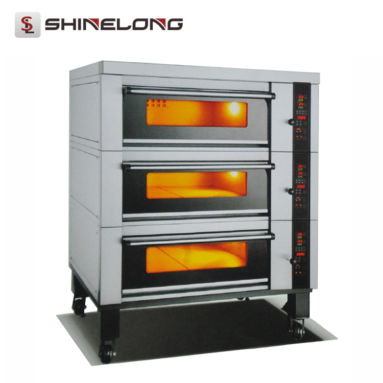2017 Commercial Bakery Equipment K620 For Mini Bakery Oven For Bread Used