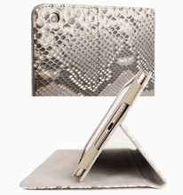 Gorgeous Luxury Genuine Python Leather Flip Case for iPad mini 3