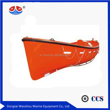 manufacturer open type used rescue lifeboat for sale