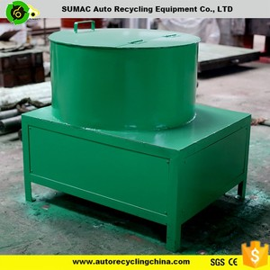 EPDM Rubber granule mixer for making playground rubber floor