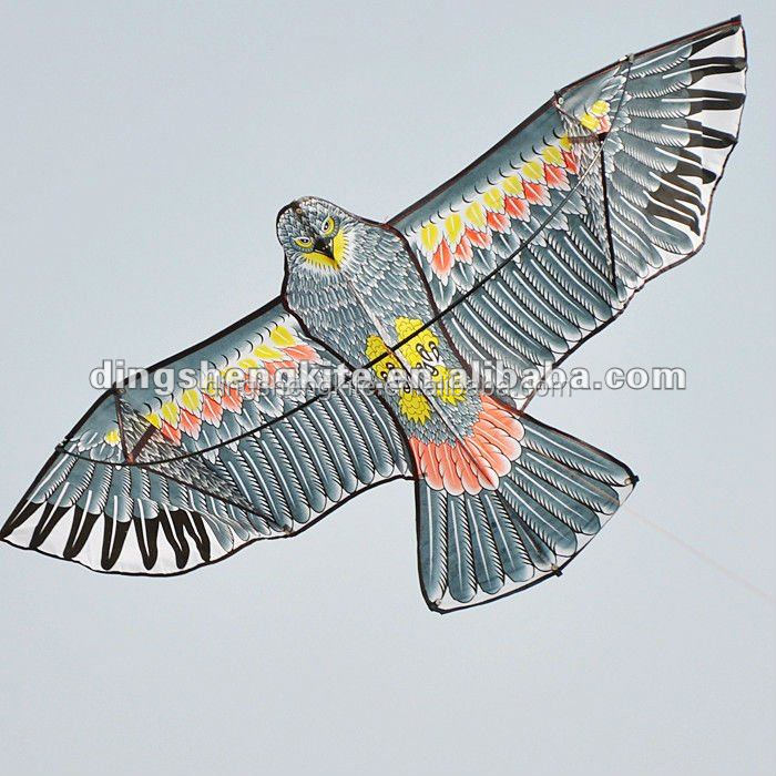 chinese traditional craft eagle kite