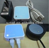 New Portable Mini TP-LINK TL-WR703N 150M Wireless 3G Router WR703N, Wholesale