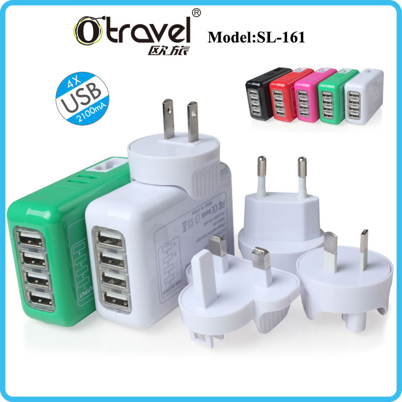 High Quality Usb Travel Adapter,battery Tender USB Charger Adapter